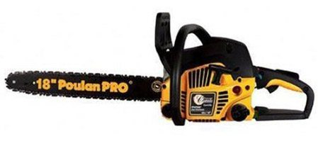 Poulan Pro 18-Inch 4 HP Electric Chainsaw
