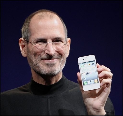 Photo credits: http://en.wikipedia.org/wiki/Steve_Jobs