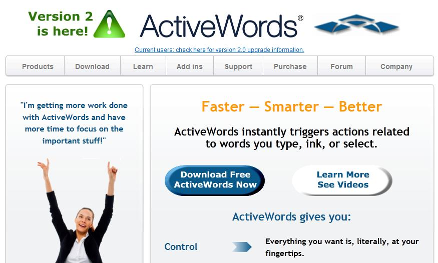activewords