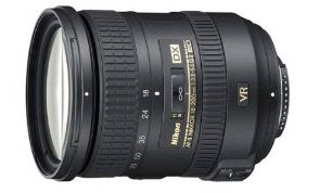 Nikon 18-200mm Telephoto Zoom Lens