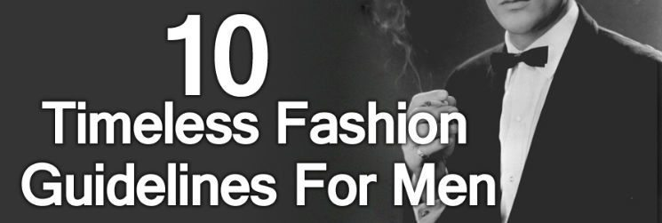 10 Style Rules Every Man Should Know | Men's Fashion Guidelines to Follow | Video Content