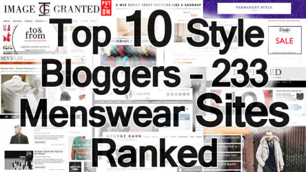 Top 10 Style Bloggers