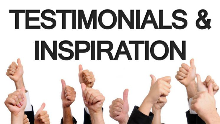 Testimonials & Inspiration From Regular Guys Just Like You - RMRS