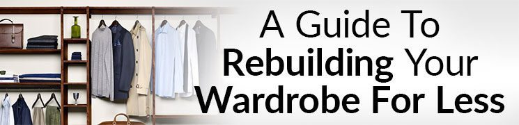 A Guide to Rebuilding Your Wardrobe For Less | Men's Style Lab Clothing Box Service Review Video