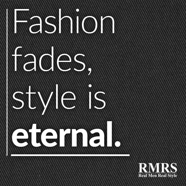 The Best Quotes About Men's Style | Famous Men's Fashion Quotes