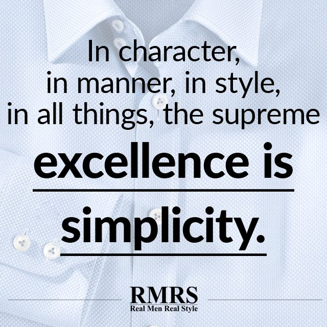 The Best Quotes About Men S Style Famous Men S Fashion Quotes Real Men Real Style