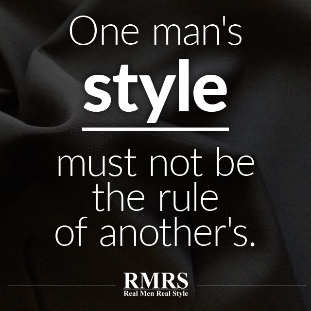 The Best Quotes About Men's Style
