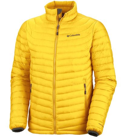 Colored Jackets for Winter