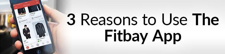 3 Reasons to Use The Fitbay App | How To Buy Clothes That Fit Video
