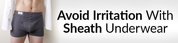 Avoid Irritation With Sheath Underwear | How The Right Innovative Underwear Can Prevent Chafing Video