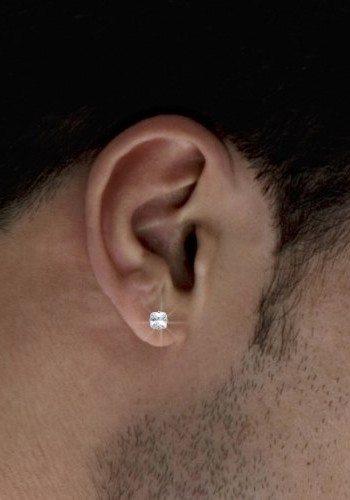 Men's Facial Piercing Perceptions