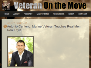 Veteran On The Move Podcast