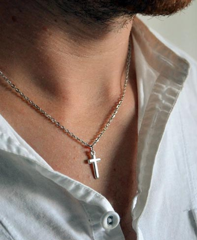 are cross how jewelry bit buy man a barrier wearing hardest to men male the necklaces considered necklace chain over for wear s items sort there guide one regarding and get any of