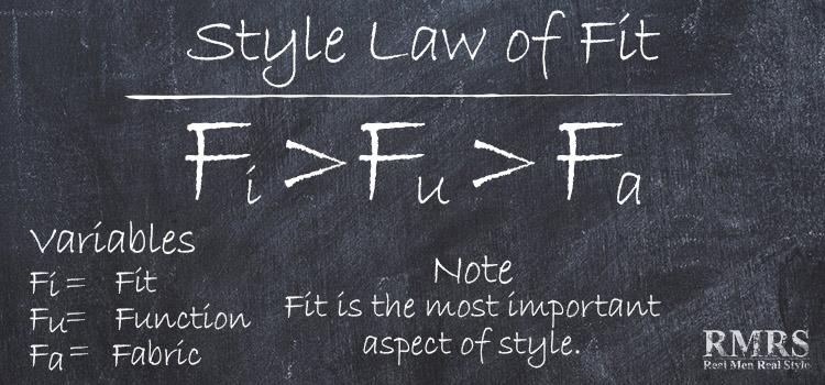 style law of fit