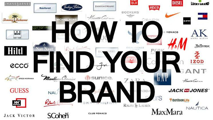 Brand clothing brands for men how to choose which clothes brand to