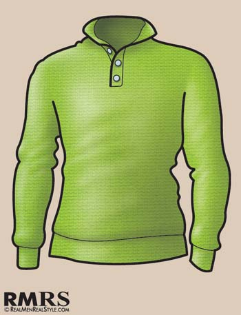 The Half Zip Pullover Sweater – How To Buy A Pull-Over Men ...