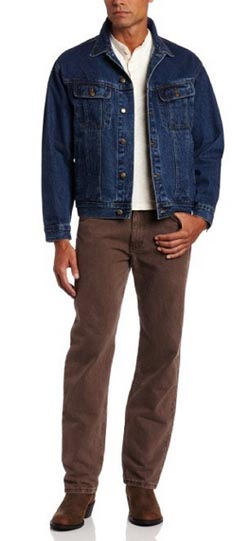 How To Buy A Men's Jean Jacket | A Man's Guide To Denim Jackets
