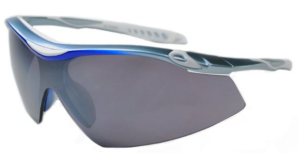 JiMarti TR22 Sport Wrap Sunglasses with TR90 Unbreakable Frame