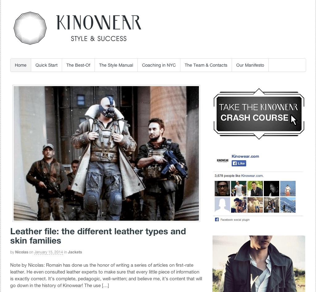 kinowear-2014