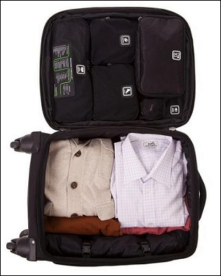 Genius Pack carry-on