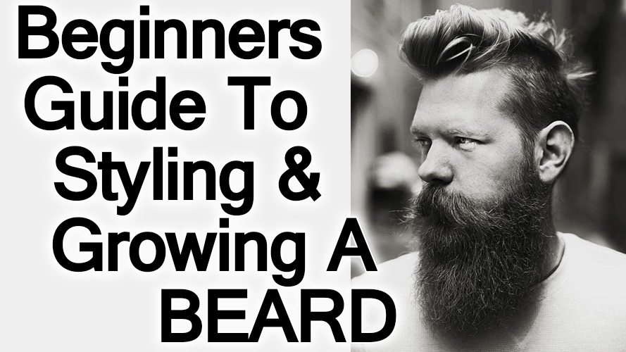 beginners guide to styling growing a beard how to grow. Black Bedroom Furniture Sets. Home Design Ideas