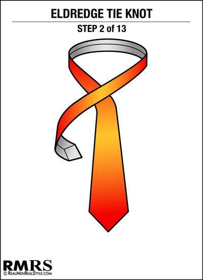 Eldridge-Tie-Knot-Step-1