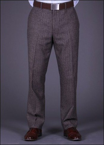 Tweed Trousers