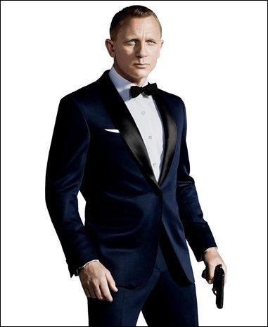James Bond Ladies Fashion
