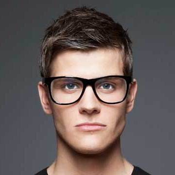 Sexy glasses for guys