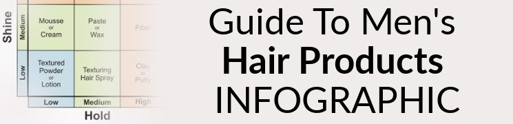 Hair Products For Men Explained Styling Options For Your Hair Type