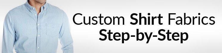 Step-by-Step Custom Shirt