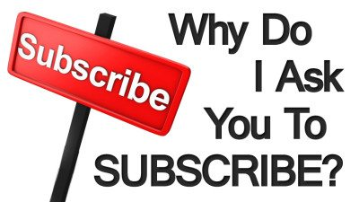 why do i ask you to subscribe to my youtube channel you tube marketing lesson on call to action subscribe to my youtube channel