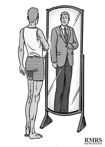 1ae5bb1bdd2 Tips For Men To Dress Slimmer