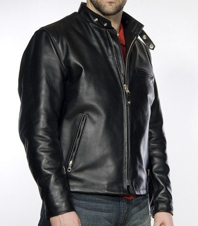 How To Buy A Leather Jacket For Men Men S Leather