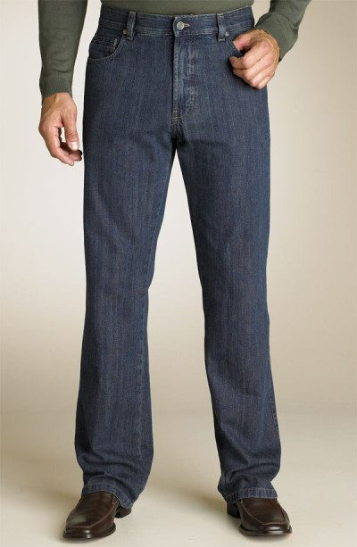 faf6b294fb2 Men s jeans The first option is to actually buy jeans that are made for cold  weather.