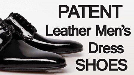 a2ed4aff730e Patent Leather Men s Dress Shoes