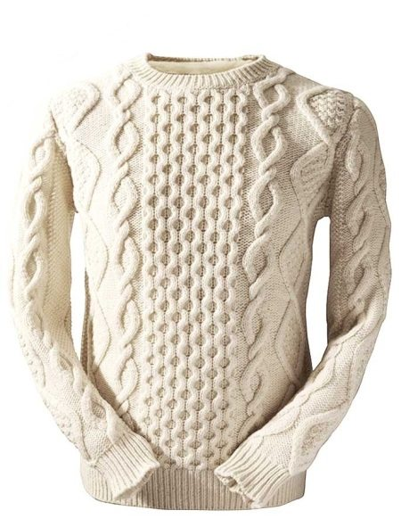 e69f41d0187b12 How To Wear An Aran Sweater | Introduction To The Aran Sweater