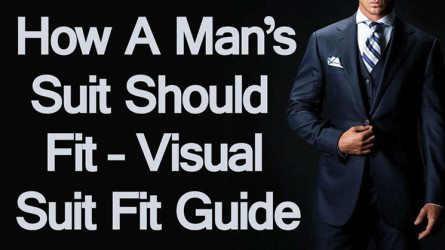 how to know suit fits