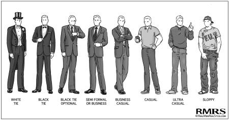 RMRS Dress Code