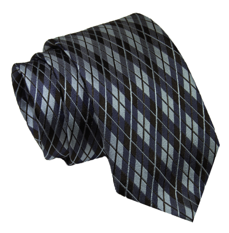 The Dark Knot Somerville Plaid - Turqoise
