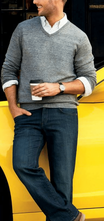 5 Tips On Matching Jeans and Sweaters