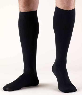 Black Socks Dress