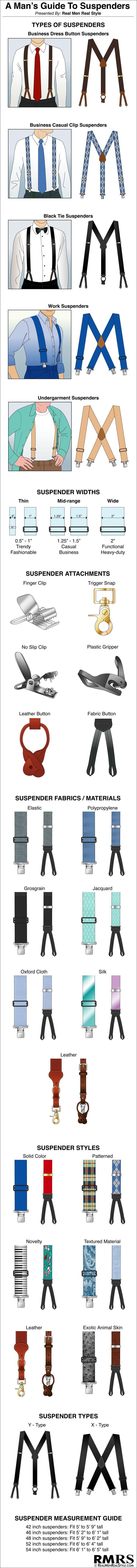 Details about  /HISDERN Suspenders for Men Tuxedo Suspender Mens Trouser Braces Y-Back with Stro