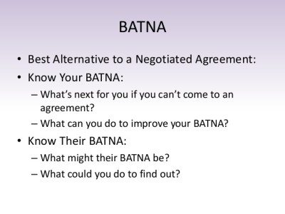 7 Ways To Be A Better Negotiator How To Negotiate Negotiating