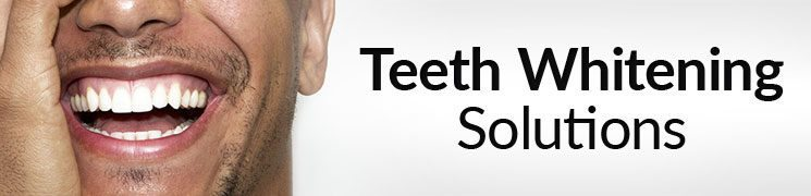 Teeth Whitening Solutions for Sensitive Teeth | Different Ways to Whiten Teeth