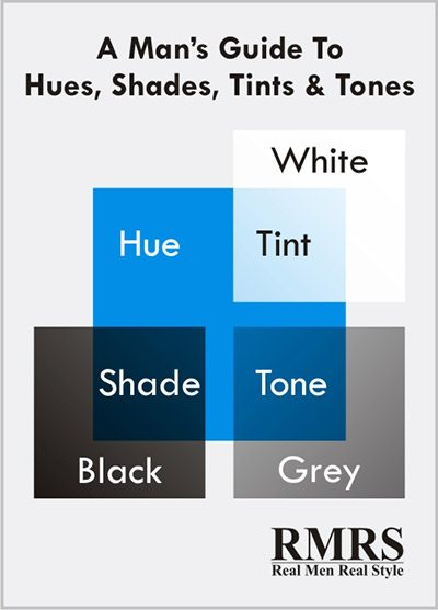 A Man\u0027s Guide To Hues Shades Tints \u0026 Tones | Color Variations In Men\u0027s Clothing | Ranges Of Blue In Sport Jackets