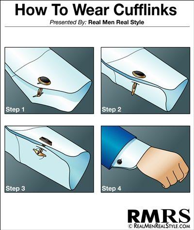 A man 39 s guide to cufflinks ultimate cufflink purchase for Can you wear cufflinks on a regular shirt