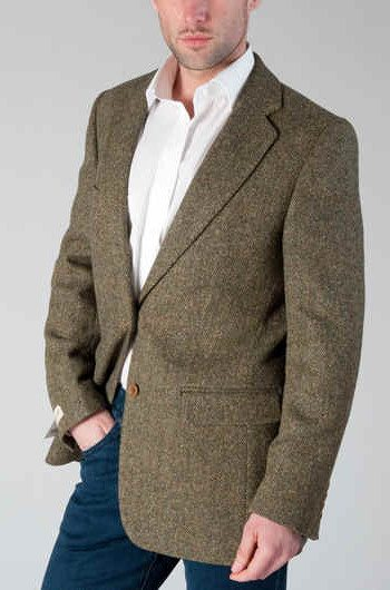 Tweed Sport Jacket