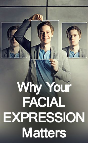 Uses of facial expression