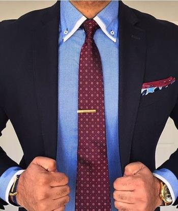 0c81e70acf19 5 Tips Matching Ties Shirts & Jackets | Rules On Matching Clothing ...